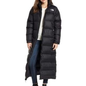 The North Face Full Length Puffer Jacket